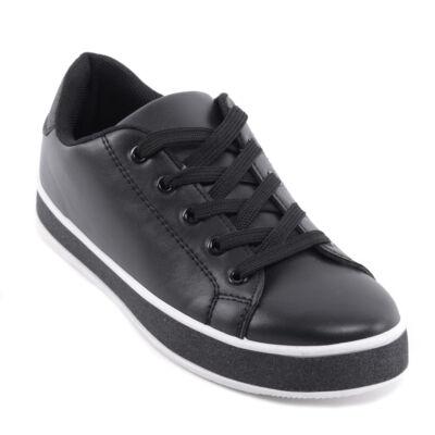 Fekete Női Cipő - UTCAI CIPŐK - Női cipő webáruház-női csizmák 90ab2117fc