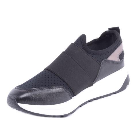 Női Fekete Sportcipő
