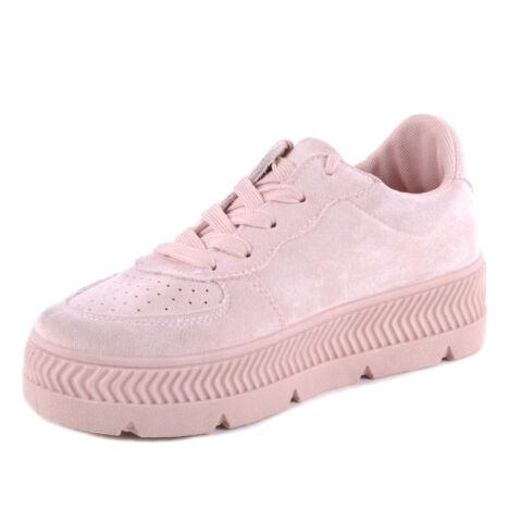 48d558bef778 Női Művelúr Vastag Talpú Cipő Rózsaszín - UTCAI CIPŐK - Női cipő ...