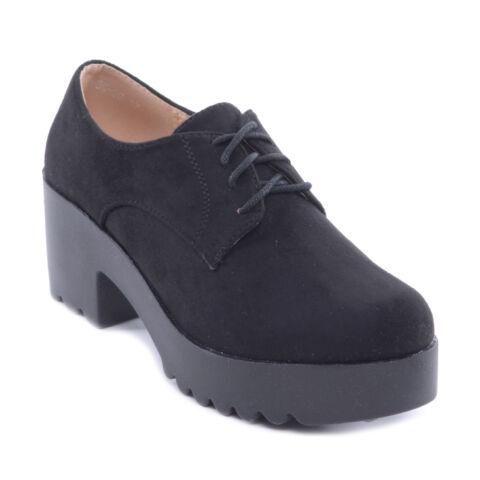 45f71f6e469b Női Magasított Talpú Félcipő Fekete - MAGAS TALPÚ - Női cipő ...