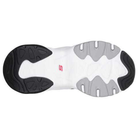 Skechers D'Lites 3 Zenway Fehér Női Sneaker