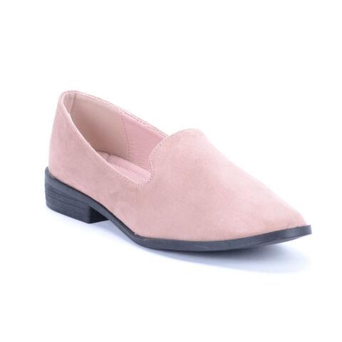 Seastar Női Rózsaszín Művelúr Mokaszin