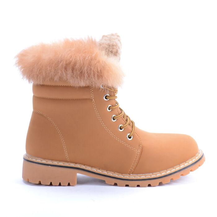 Seastar Barna Női Bakancs - BAKANCSOK - Női cipő webáruház-női csizmák e9aeda5fff