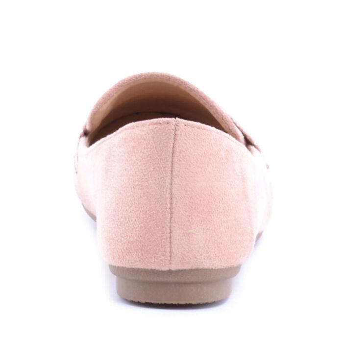 Rózsaszín Női Művelúr Balerina Cipő - BALERINA CIPŐK - Női cipő ... 89ef7d87b7