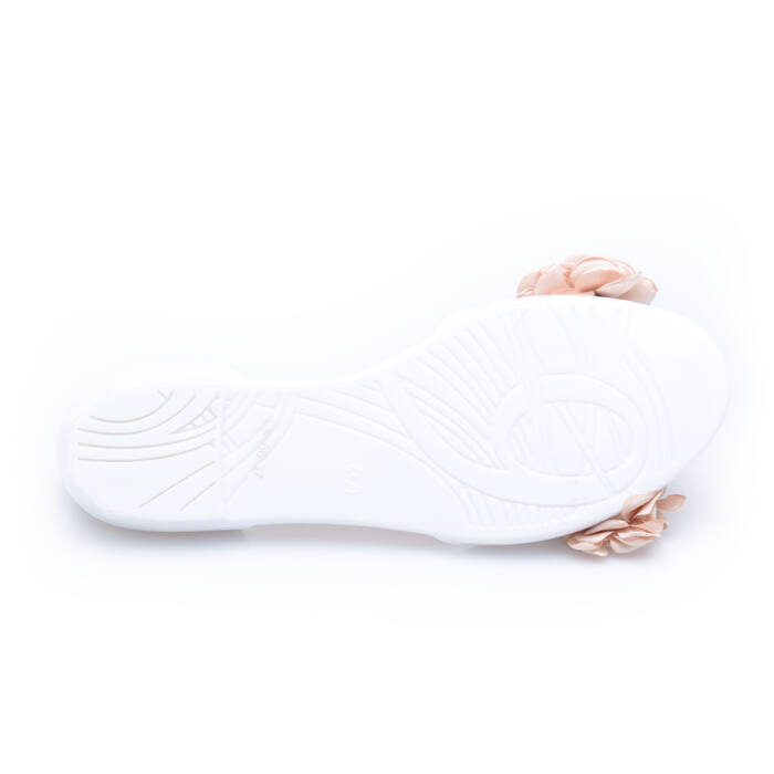 Női Gumi Balerina Cipő Fehér Színben - BALERINA CIPŐK - Női cipő ... e4775579d3