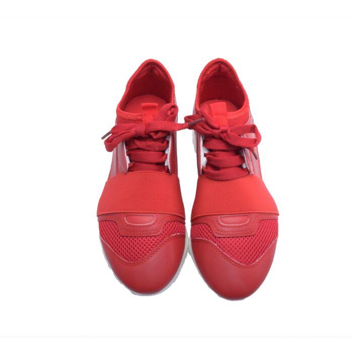 Piros Női Sportcipő - UTCAI CIPŐK - Női cipő webáruház-női csizmák ... b6192098ab