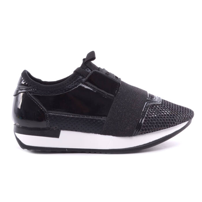 Női Divatos Sportcipő Fekete - SPORTCIPŐK - Női cipő webáruház-női ... 8cbf27e752