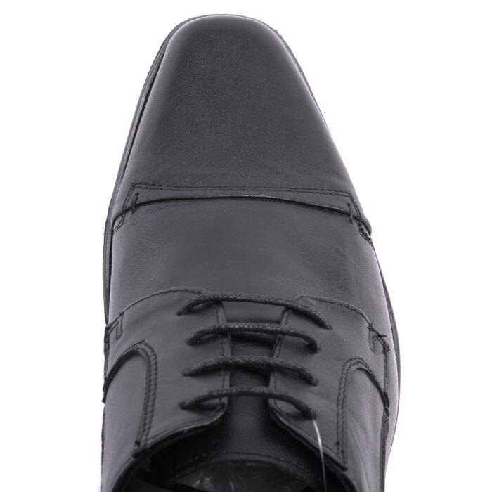 Férfi Valódi Bőr Alkalmi Cipő Fekete - ALKALMI CIPŐK - Női cipő ... 395f6ae272