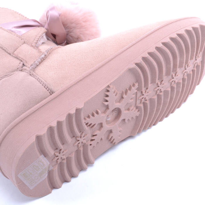 Női Keki Művelúr Bokacsizma - HÓTAPOSÓK - Női cipő webáruház-női ... cee7c9a0cc