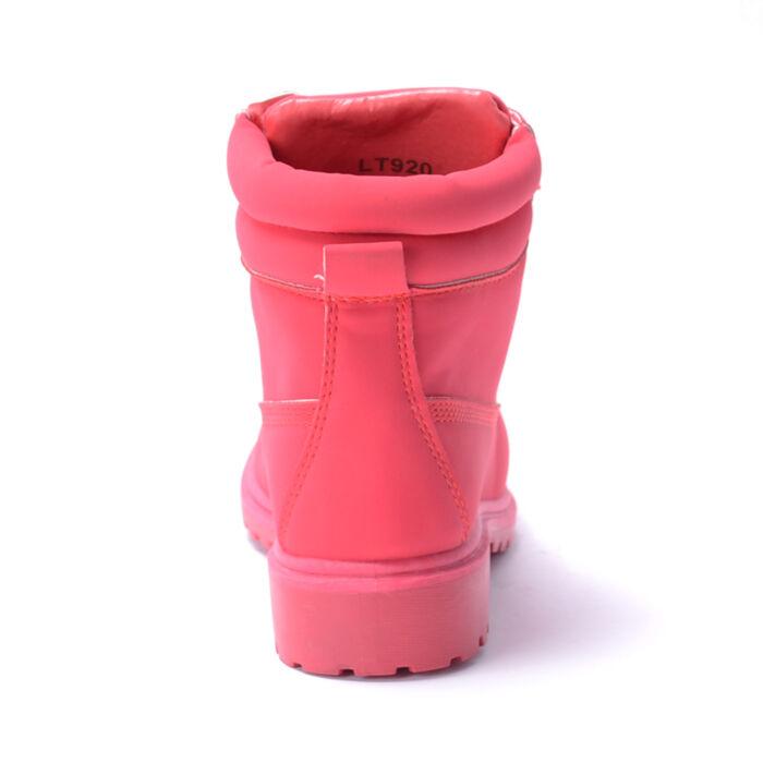 fe5b7ff824 Basida Női Piros Bélelt Művelúr Bakancs - BAKANCSOK - Női cipő ...