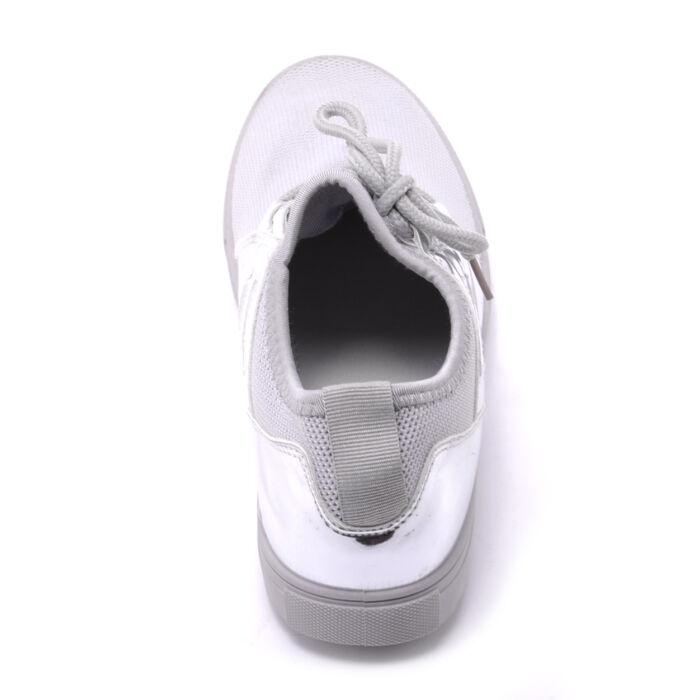 Női Ezüst Színű Lakkos Sportcipő - SPORTCIPŐK - Női cipő webáruház ... cf3f2daa1c
