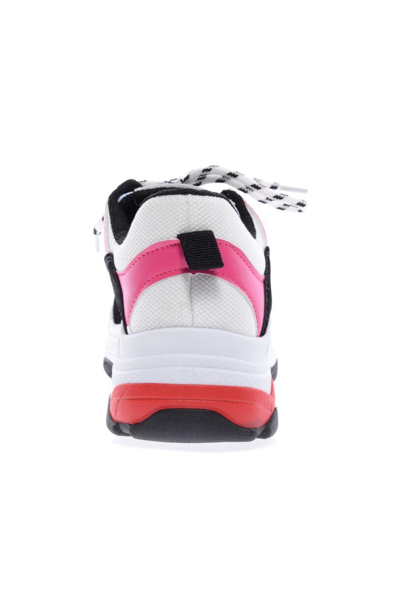 Rózsaszín Női Sportcipő - Utcai Cipő