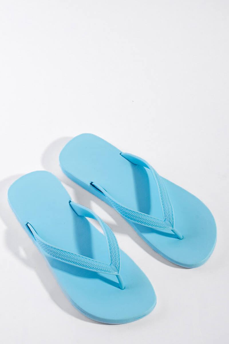 Kék Strandpapucs