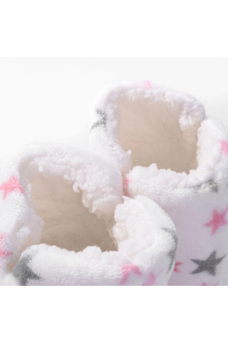 Fehér Bélelt Téli Mamusz