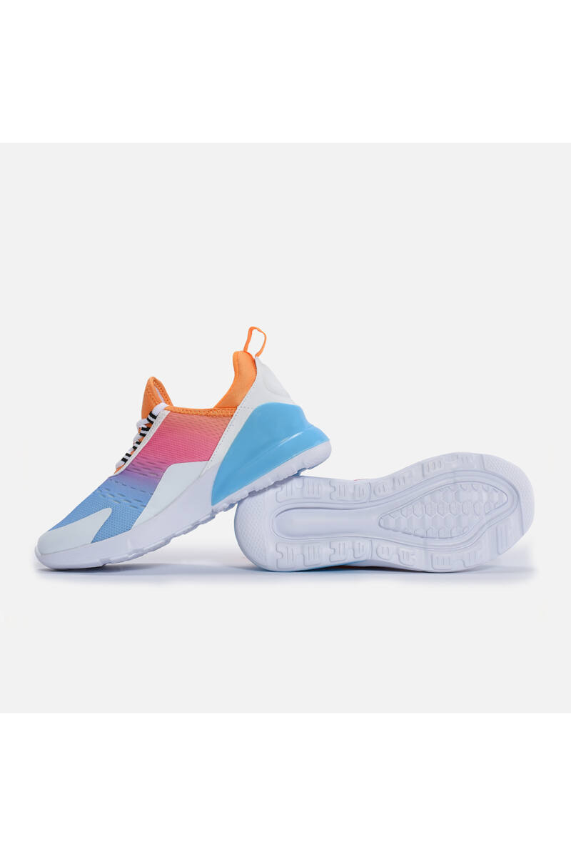 Színátmenetes Neon Sportcipő
