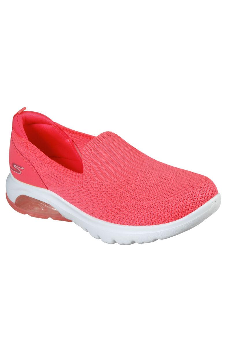 Skechers Rózsaszínű Gorwalk Air Női Sortcipő