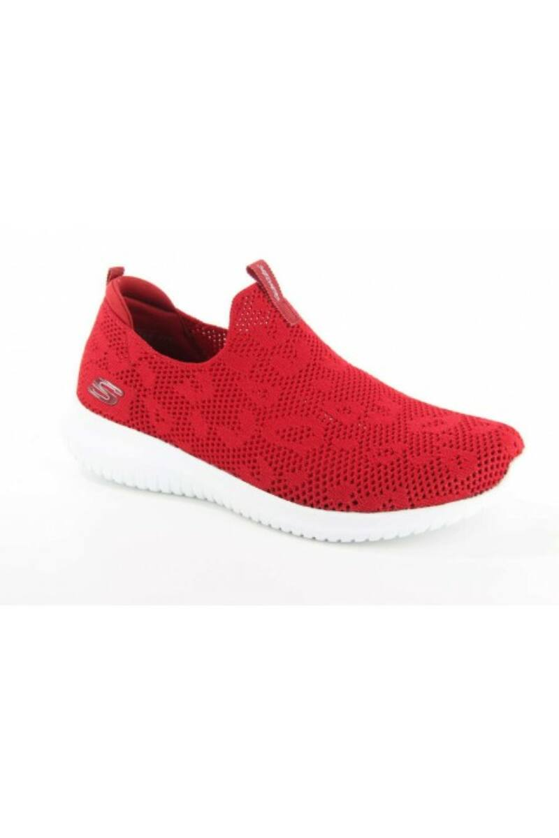 SkechersNyári Női Zoknicipő -Ultra Flex - Fast Talker - RED