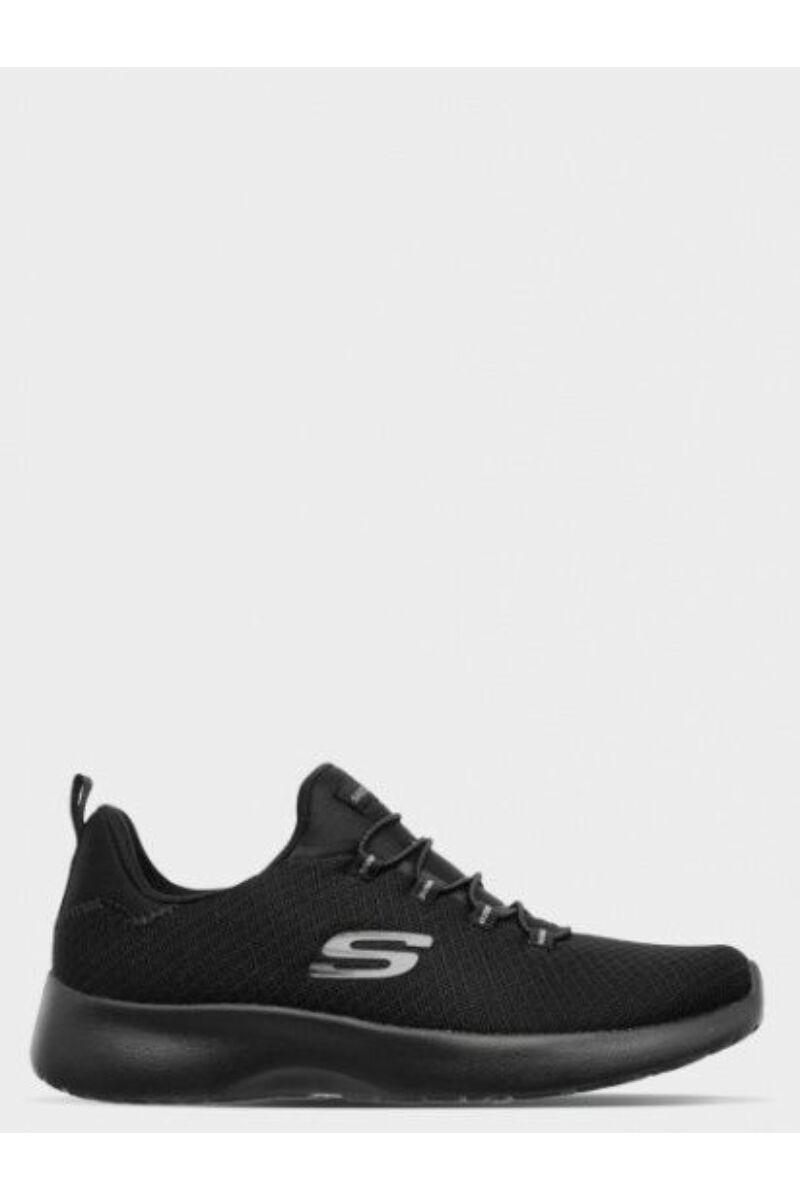 Skechers Női Sportcipő-BLACK