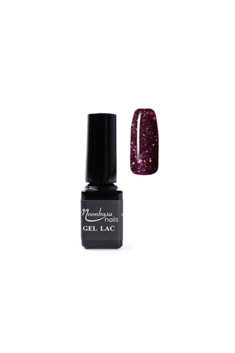 Christmas Sparkle: Moonbasa 2 darabos Gél Lakk, és Barackos Köröm Ápoló Olaj Szett Ajándék Körömreszelővel