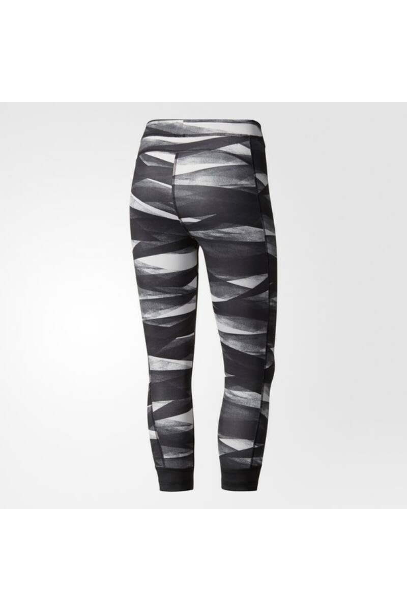 Adidas TF TIG CA PR2 Szürke Női 3/4-es nadrág training sporthoz