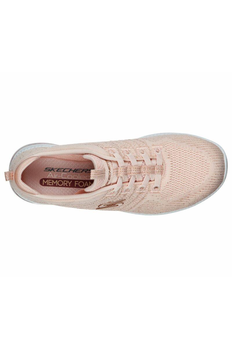 Skechers Púder színű női sportcipő