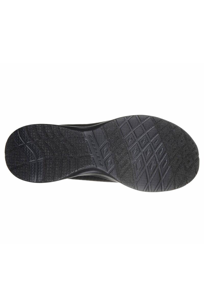 Skechers Dynamight Fekete Női sportcipő