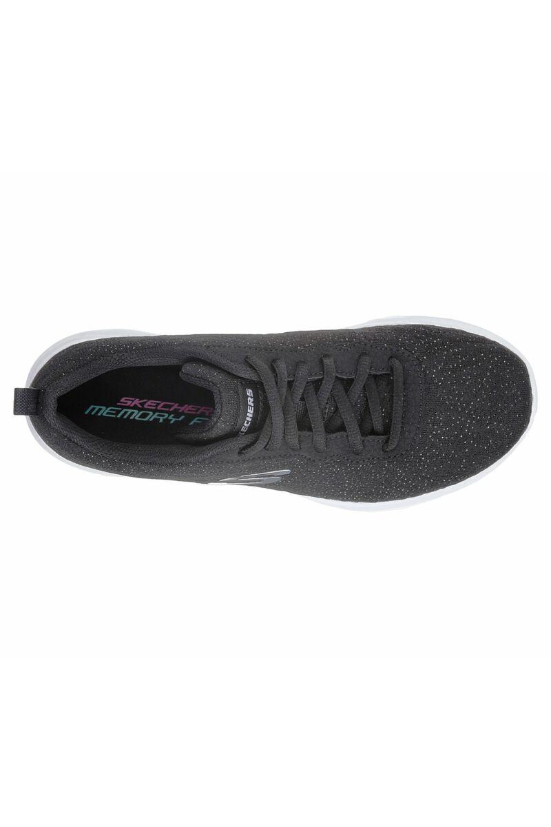 Skechers Dynamight-Blissful Szürke női sportcipő