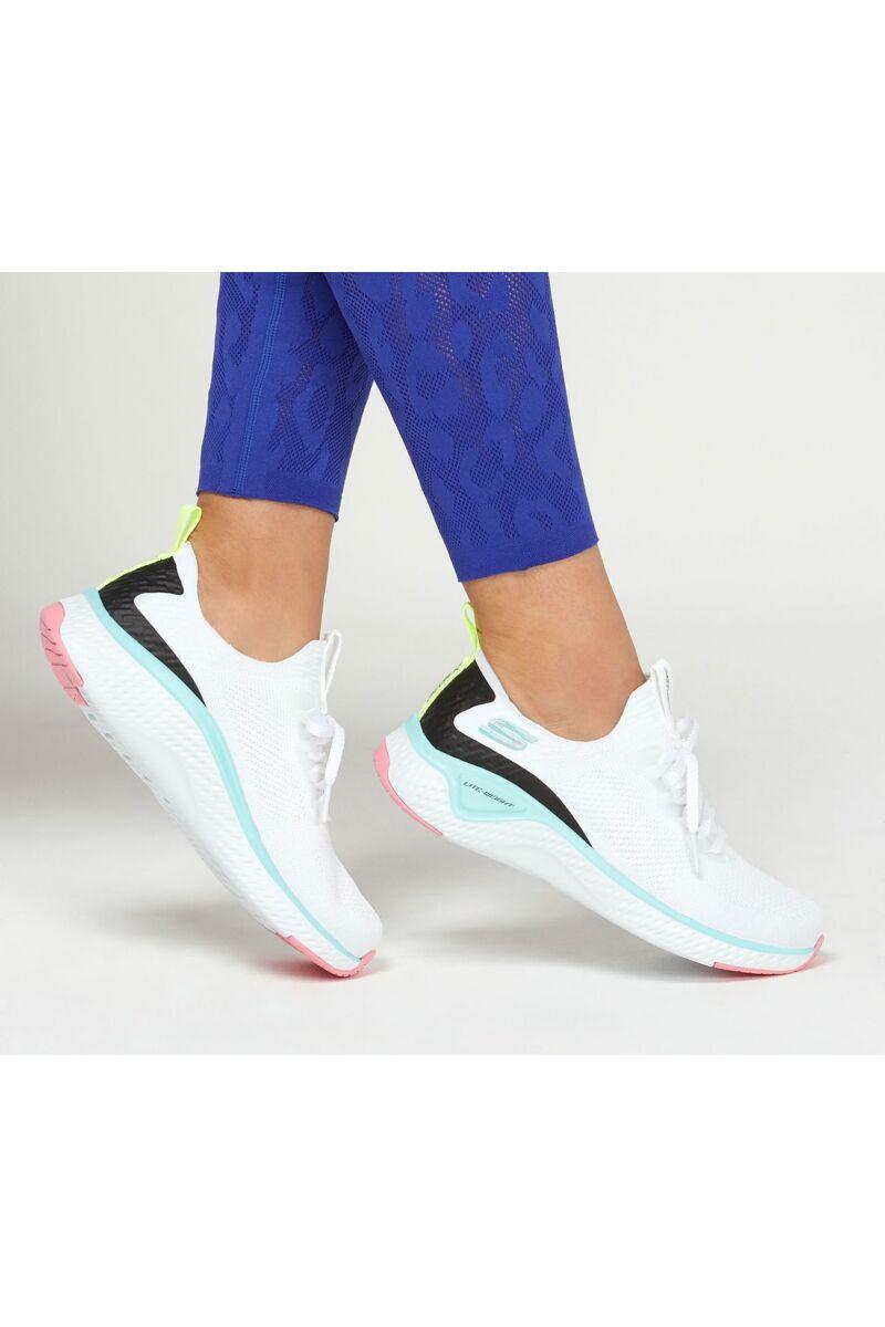 Skechers Solar Fuse Fehér női sportcipő