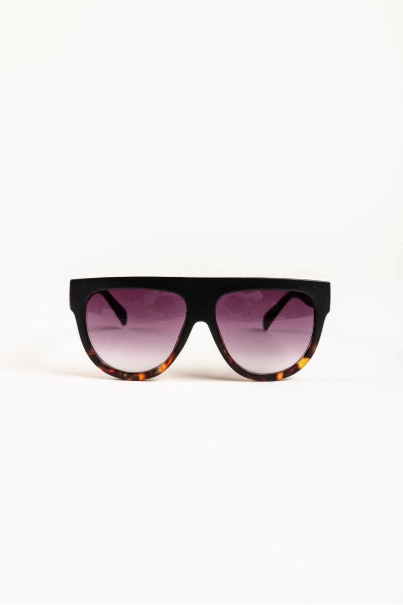 CLOUD Mintás Keretű Sötét Rózsaszín Színátmenetes Napszemüveg