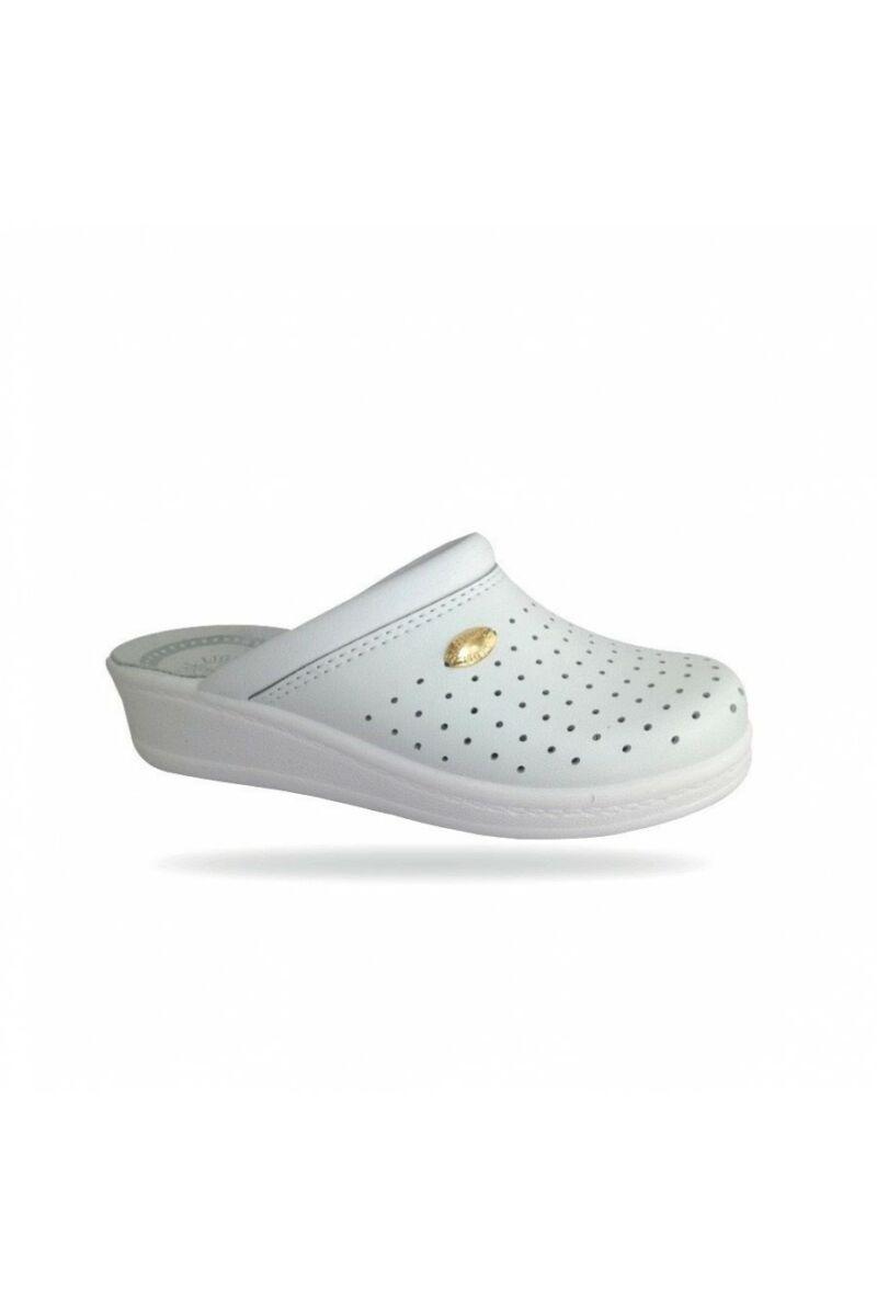 Drmontebosco Komfort Papucs - Munkapapucs 350 Bianco