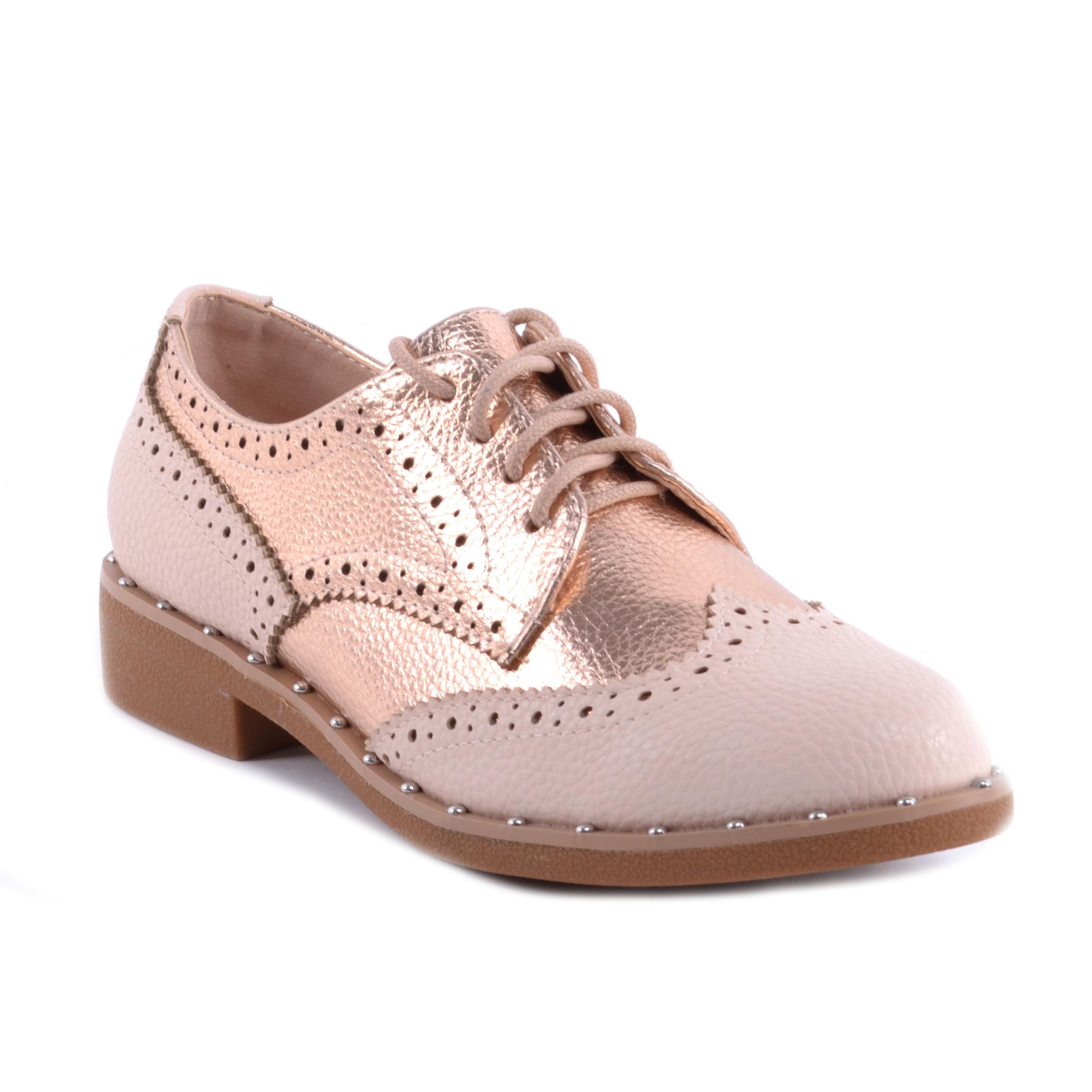 Rózsaarany Női Félcipő - UTCAI CIPŐK - Női cipő webáruház-női csizmák cefcf60b7f