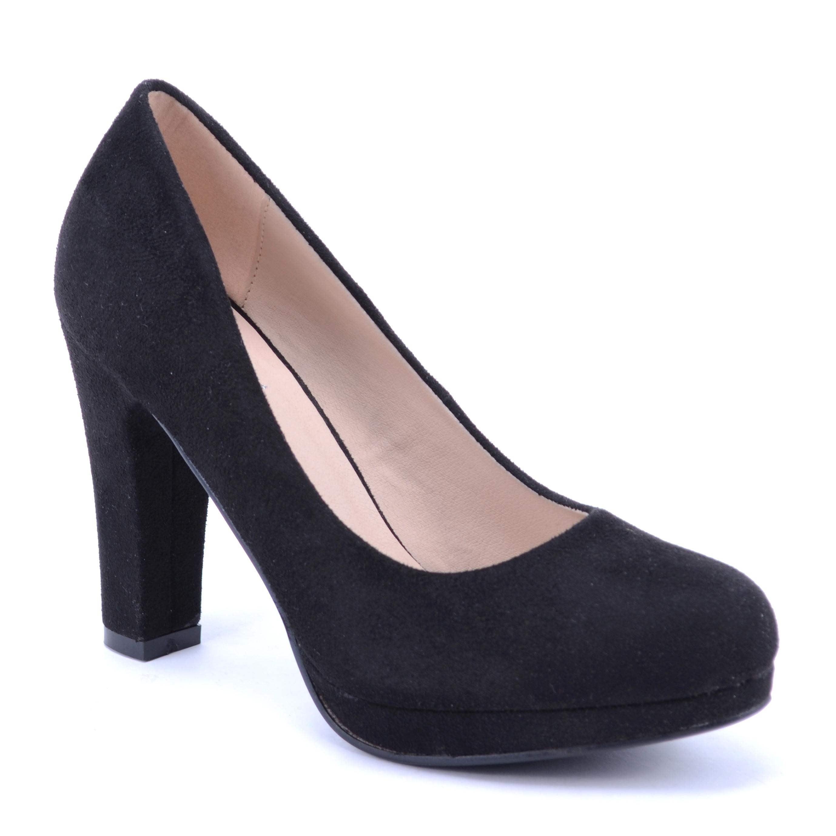a6517ca9f9 Női Művelúr Magassarkú Fekete - ALKALMI CIPŐK - Női cipő webáruház-női  csizmák, női bakancsok, magassarkúk, női gumicsizma, magassarkú csizma,  magassarkú ...
